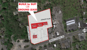 Build to Suit or Ground Lease Mixed-Use Development