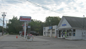 Existing Gas Station & Adjacent Lot For Sale