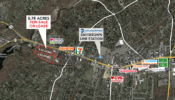 Vacant Land For Sale or Ground Lease