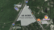 68 Acres of Land For Sale or Lease