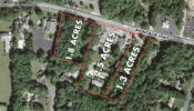 +/- 5.6 Acre Assemblage For Sale