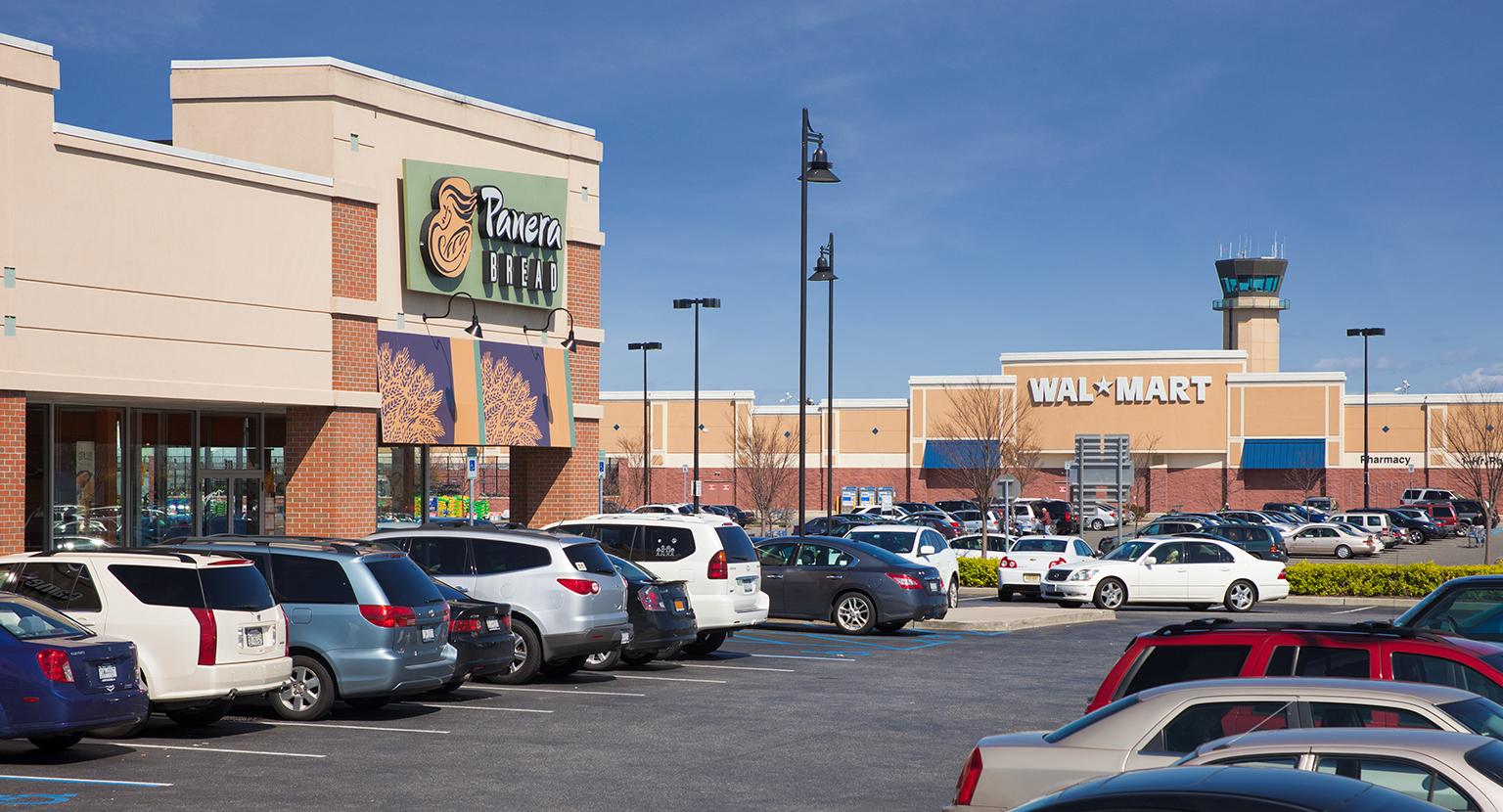 Republic Plaza Farmingdale Walmart