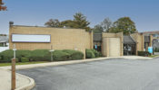 3,318 SF Building For Lease